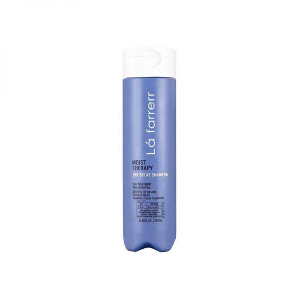 شامپو رطوبت رسان لافارر مدل Moist Series مناسب موهای خشک حجم 250 میل