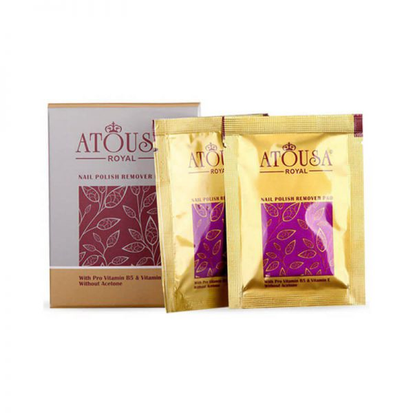 پد لاک پاک کن آتوسا رویال (Atousa Royal)