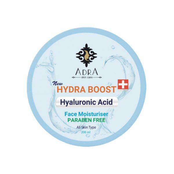 کرم آبرسان کاسه ای آدرا حاوی اسید هیالورونیک حجم ۲۰۰ میل