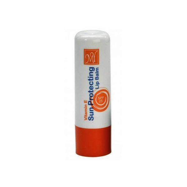 بالم لب با خاصیت ضد آفتاب مای SPF 25
