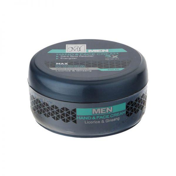 کرم مرطوب کننده مردانه مای مناسب انواع پوست حجم 200 میل