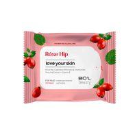 دستمال مرطوب پاک کننده آرایش صورت مخصوص پوست مختلط ۲۰ عدد